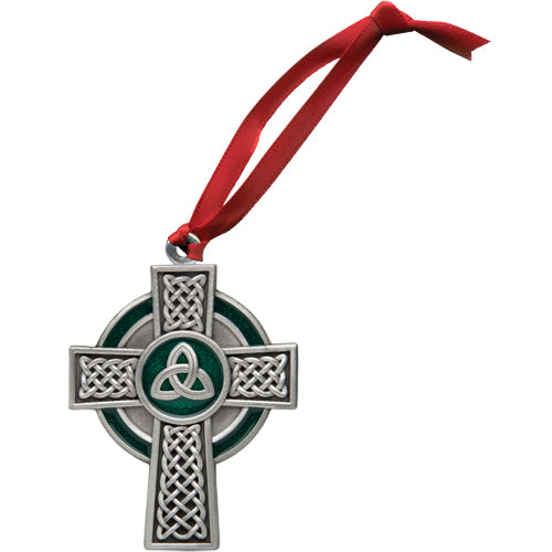 CELTIC CROSS ORNAMENT