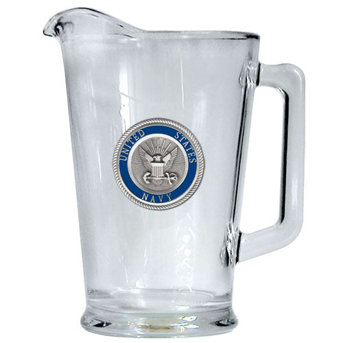 NAVY PITCHER