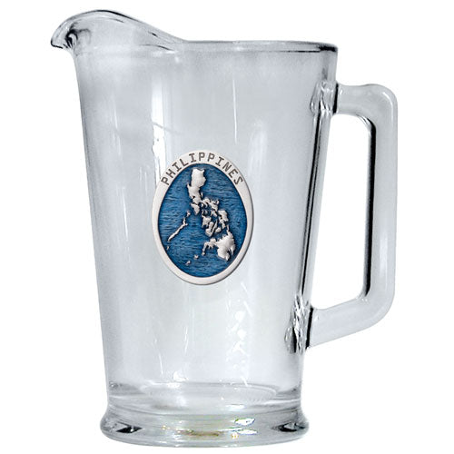 PHILIPPINES MAP PITCHER