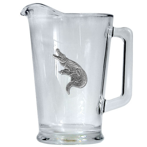 ALLIGATOR PITCHER