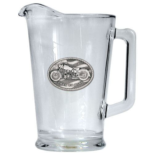 MOTORCYCLE PITCHER