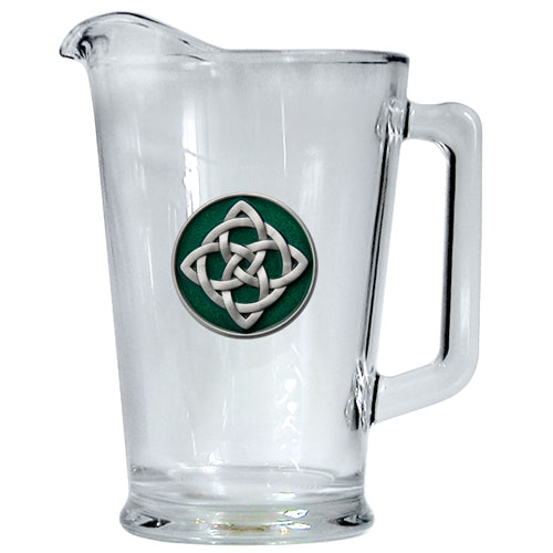 CELTIC KNOT PITCHER