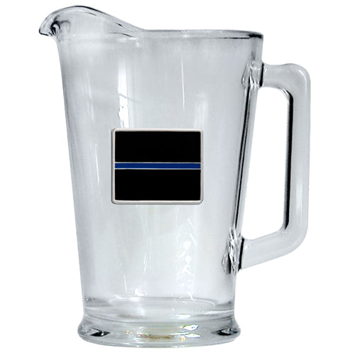 THIN BLUE LINE PITCHER