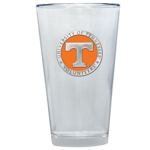 UNIVERSITY OF TENNESSEE PINT GLASS
