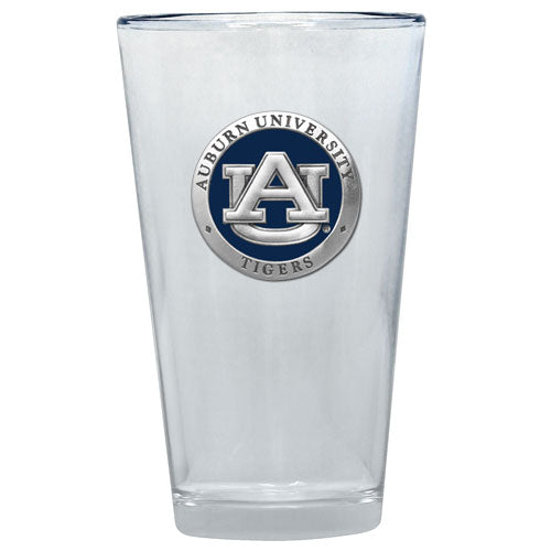 AUBURN UNIVERSITY PINT GLASS
