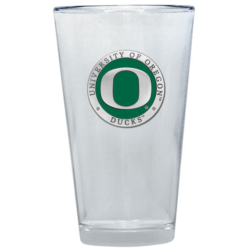 UNIVERSITY OF OREGON PINT GLASS