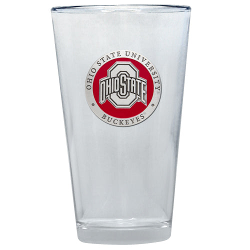 OHIO STATE UNIVERSITY PINT GLASS