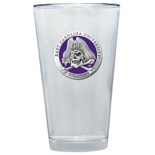EAST CAROLINA UNIVERSITY PINT GLASS