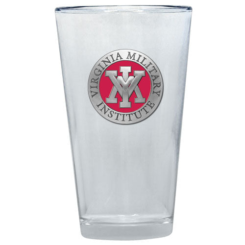 VIRGINIA MILITARY INSTITUTE PINT GLASS