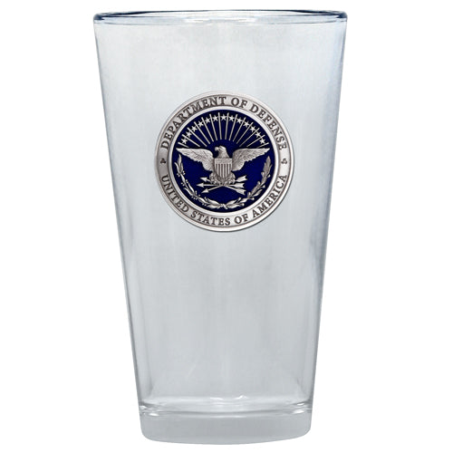 USA Department of Defense Pint Glass