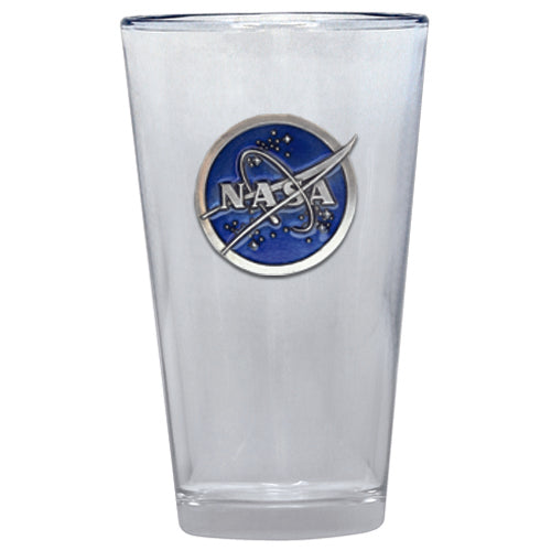 NASA Pint Glass