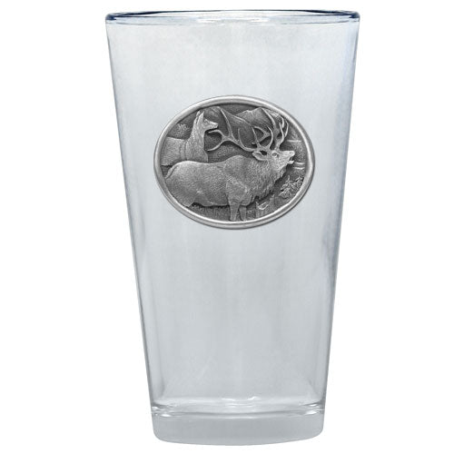 ELK PINT GLASS