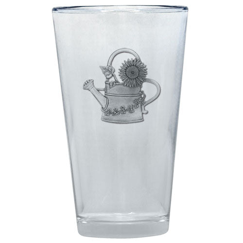 WATER CAN PINT GLASS
