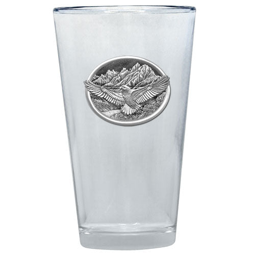 EAGLES PINT GLASS