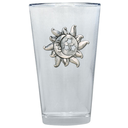CELESTIAL PINT GLASS