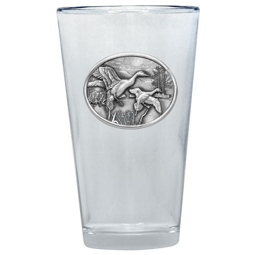 PINTAIL DUCK PINT GLASS
