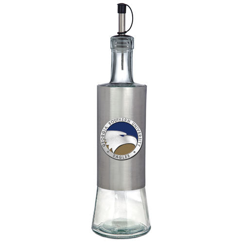 GEORGIA SOUTHERN UNIVERSITY POUR SPOUT STAINLESS GLASS