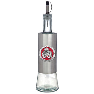 USMC BULLDOG POUR SPOUT STAINLESS GLASS