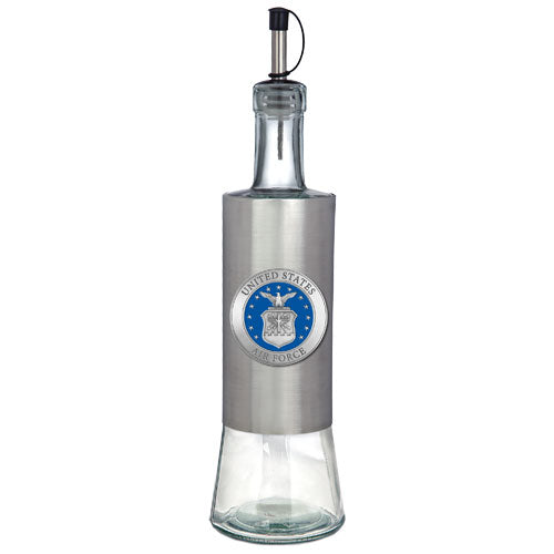 AIR FORCE POUR SPOUT STAINLESS GLASS
