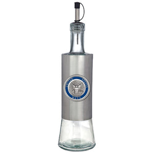 NAVY POUR SPOUT STAINLESS GLASS