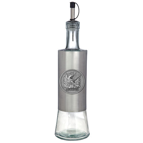 MARINES HISTORIC POUR SPOUT STAINLESS GLASS