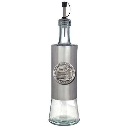 MARINES TUN TAVERN POUR SPOUT STAINLESS GLASS
