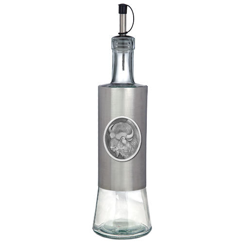 BUFFALO POUR SPOUT STAINLESS BOTTLE