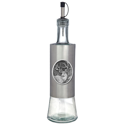 MULE DEER POUR SPOUT STAINLESS BOTTLE