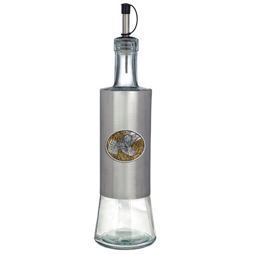 RUFFED GROUSE POUR SPOUT STAINLESS BOTTLE
