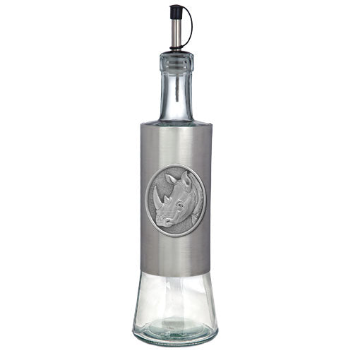 RHINO POUR SPOUT STAINLESS BOTTLE