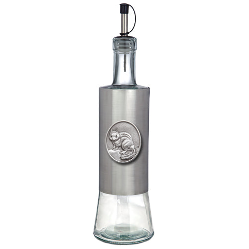 CHIPMUNK POUR SPOUT STAINLESS GLASS