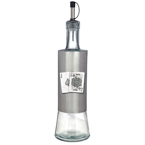 BLACK JACK POUR SPOUT STAINLESS GLASS