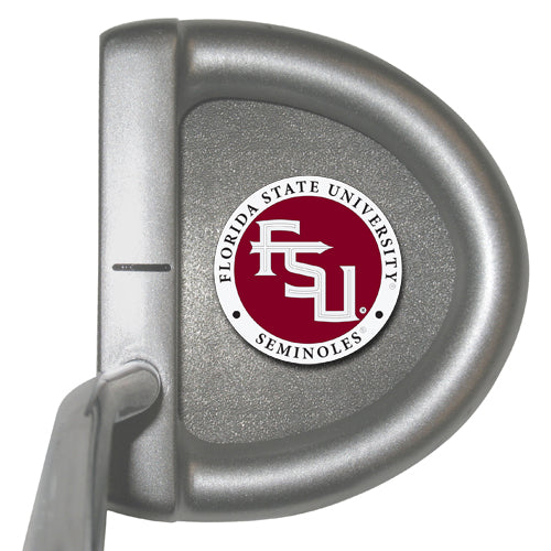 FLORIDA STATE UNIVERSITY FSU LOGO TRADITION PUTTER