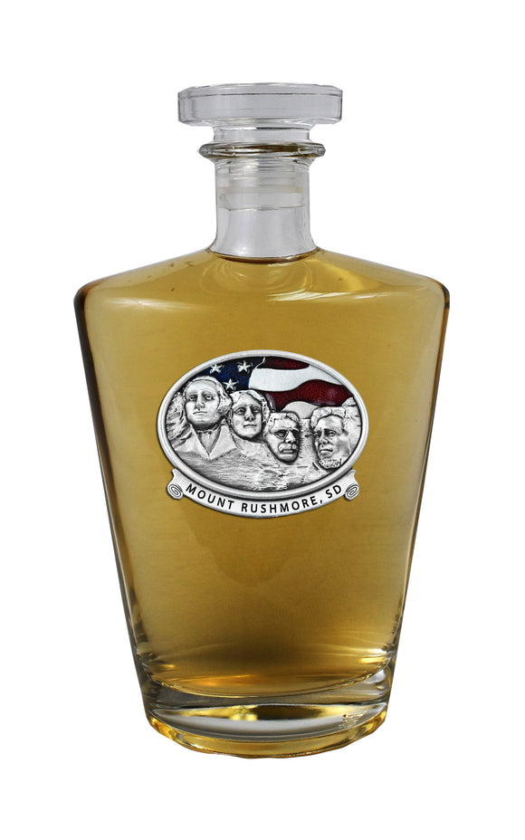 MT RUSHMORE ROYAL DECANTER