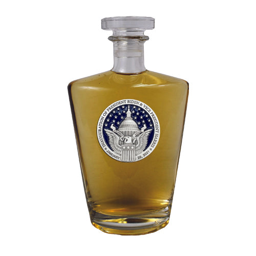 BIDEN & HARRIS INAUGURATION ROYAL DECANTER