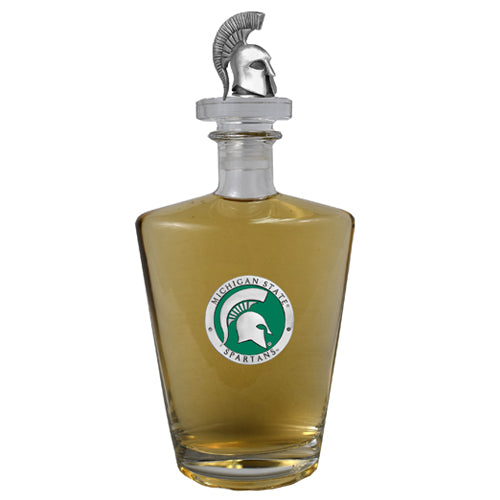 Michigan State Royal Decanter