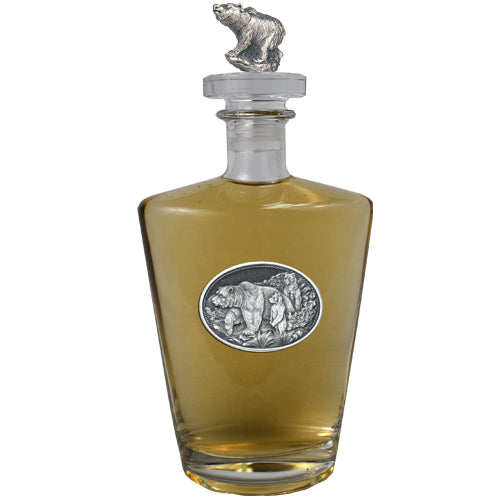 Grizzly Royal Decanter