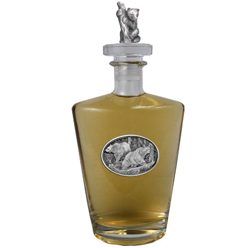 Black Bear Royal Decanter