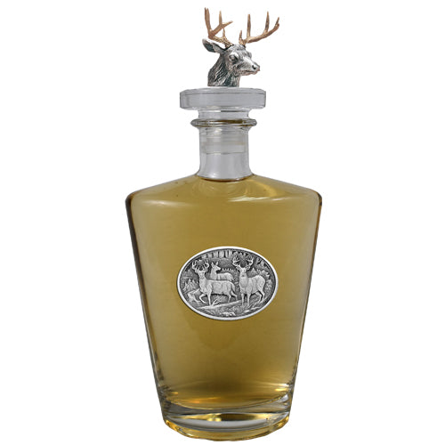 White Tail Royal Decanter