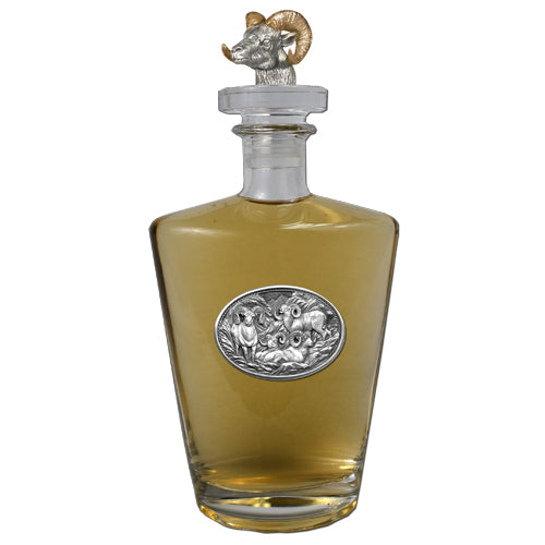 Bighorn Royal Decanter