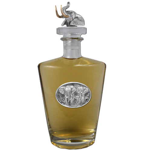 Elephant Royal Decanter