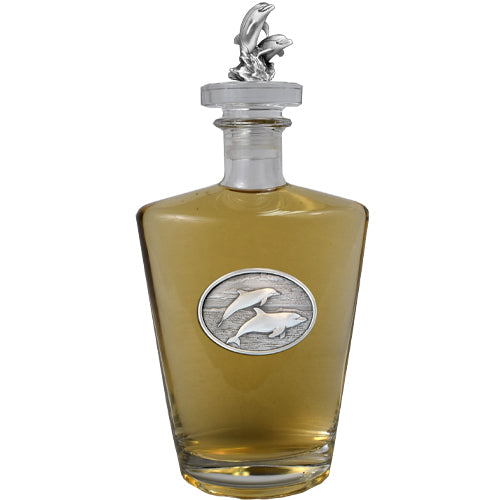 Dolphin Royal Decanter