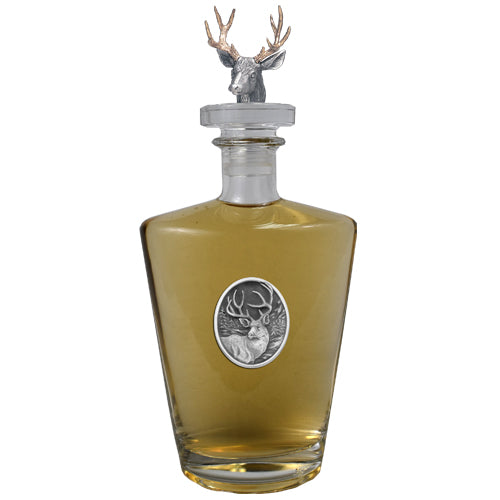 Mule Deer Royal Decanter