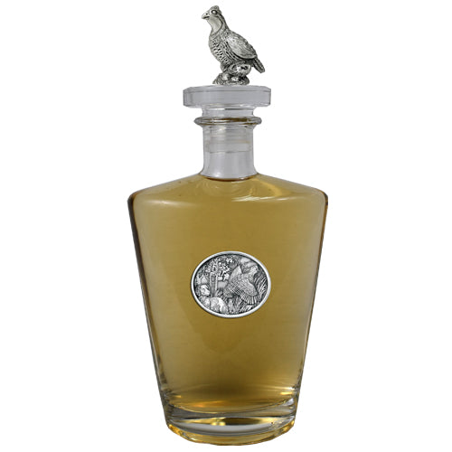 Bobwhite Royal Decanter