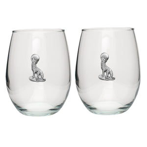COYOTE STEMLESS GOBLET (SET OF 2)