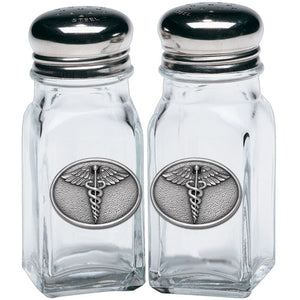MEDICAL SALT & PEPPER SHAKERS