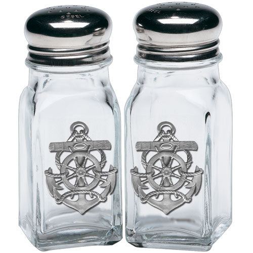ANCHOR SALT & PEPPER SHAKERS