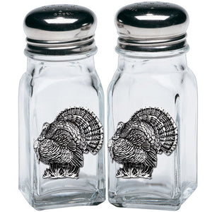 TURKEYS SALT & PEPPER SHAKERS