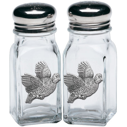 BOBWHITE QUAIL SALT & PEPPER SHAKERS