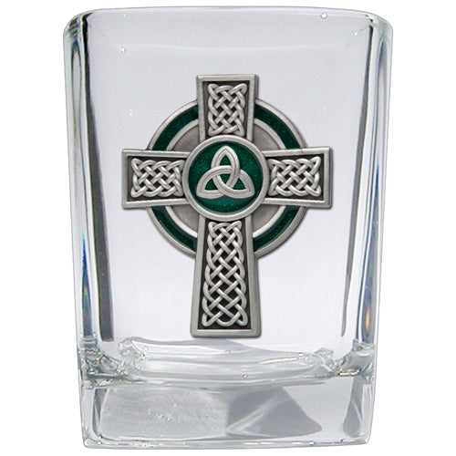 CELTIC CROSS SQUARE SHOT
